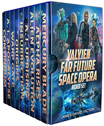 Valyien Far Future Space Opera Boxed Set ()