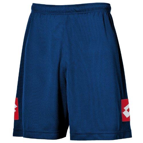 Lotto Mens Football Sports Speed Shorts  L   Navy