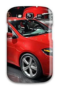 Hot Style IonzfeK3670LwbiF Protective Case Cover For Galaxys3(dodge Dart Cadillac )