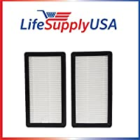 4 Pack HEPA Filter fits Coway-USA Model AP-0510IH by LifeSupplyUSA