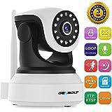 1080P WiFi IP Surveillance Camera - GENBOLT Pan Tilt Wireless Home Security Camera