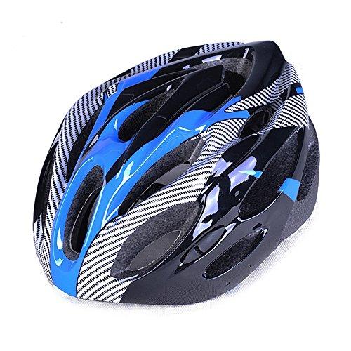 Ezyoutdoor Road Mountain Adult Bike Helmet 22 Vents Large Cool Bicycle Helmet (Light - Nyc Solstice