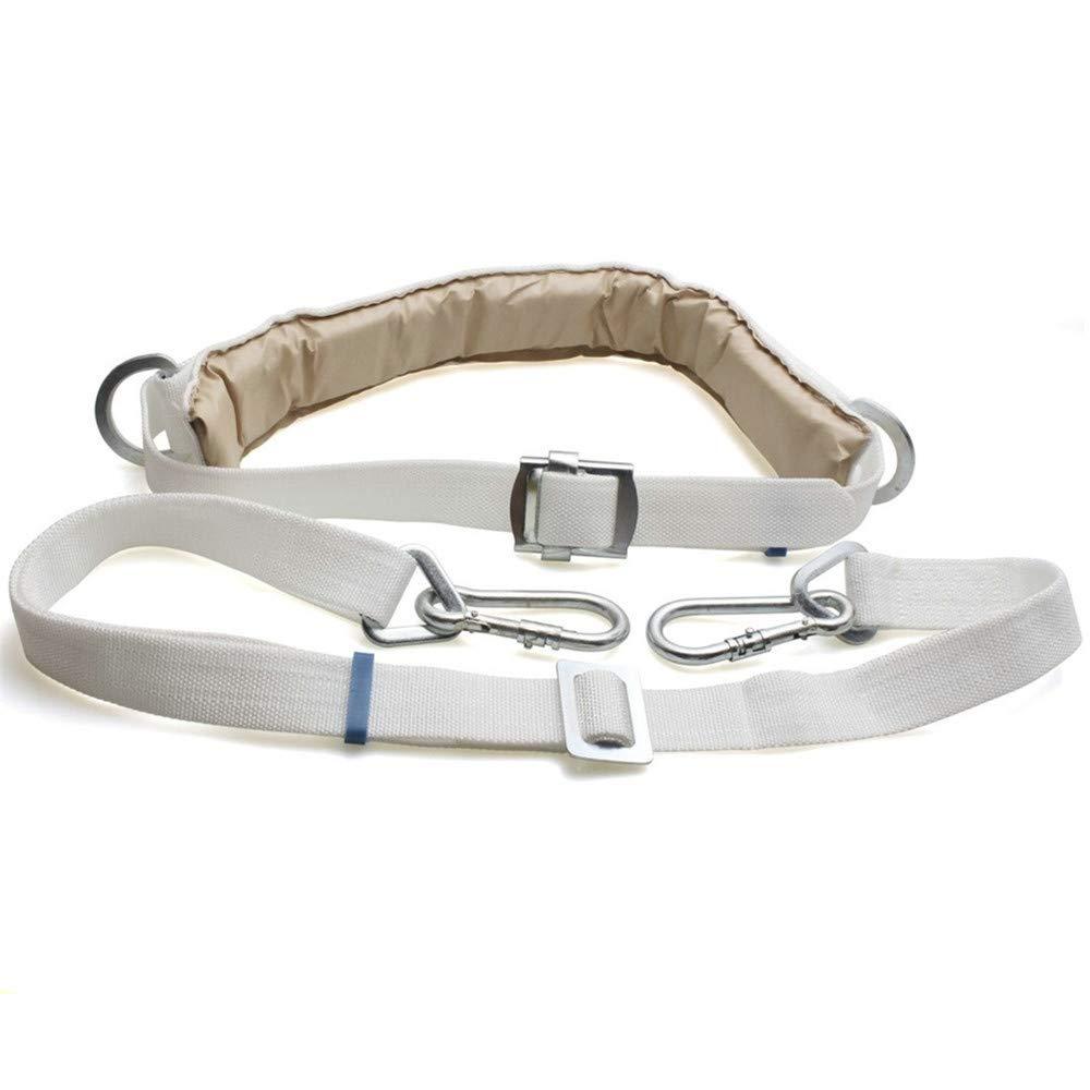 Junsh Cinturón de seguridad con cordón ajustable, Arnés de ...