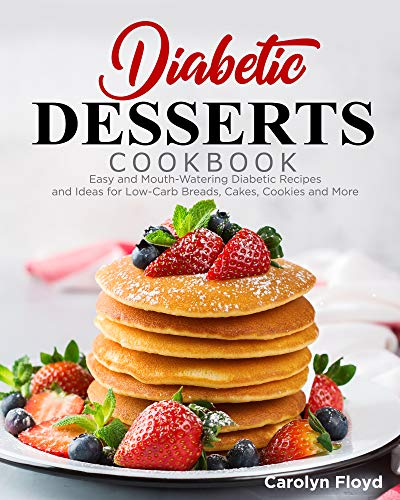 Do you have a diagnosis of diabetes but love desserts?            Do you want to REVERSE and take charge of your diabetes rather than MANAGE it?           Are you looking for lower-calorie, sugar-free, healthier dessert options?       If y...