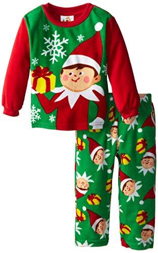Elf on the Shelf Little Cozy Fleece Pajama Set