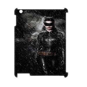 Batman YT0064712 3D Art Print Design Phone Back Case Customized Hard Shell Protection Ipad2,3,4