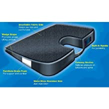 Hisp Deluxe Seat Solution Orthopedic Seat Cushion
