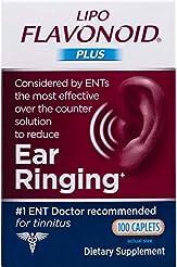Lipo-Flavonoid Plus Ear Health Supplemen...