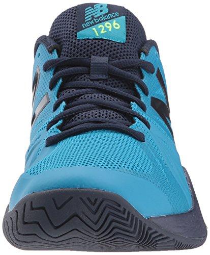 New Balance Herren 1296V2 Tennis-Schuhe Blau / Pigment