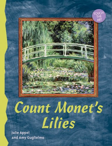 Touch Art Count Monets Lilies product image