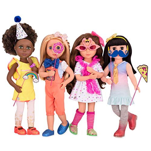 Glitter Girls by Battat - Props of Fun! - Doll Photo Booth Props for 14-inch Dolls - Toys, Clothes and Accessories for Girls 3-Year-Old and - Bratz Glitter