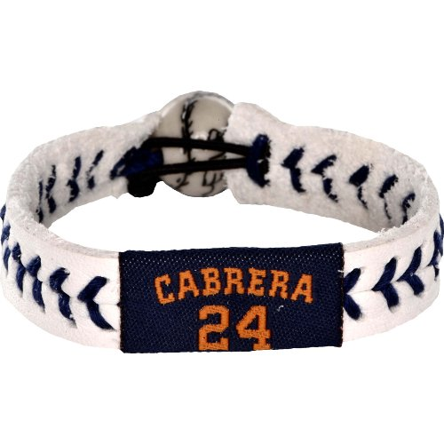 MLB Miguel Cabrera Authentic Jersey - Authentic Jersey Bracelet