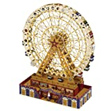 Gold Label World's fair Animated Musical Grand Ferris Wheel