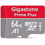 Amazon.com: Gigastone 64GB Micro SD Card with Adapter, U1 ...