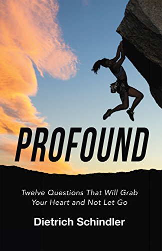 Profound: Twelve Questions That Will Grab Your Heart and Not Let Go (English Edition)