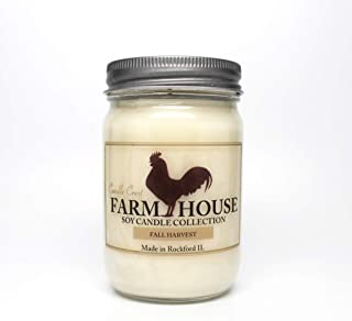 product image for Fall Harvest Farmhouse Soy Candle