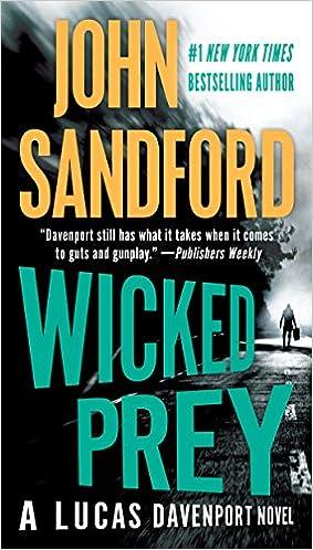 Wicked Prey Lucas Davenport No 19 John Sandford 9780425234600 Amazon Books