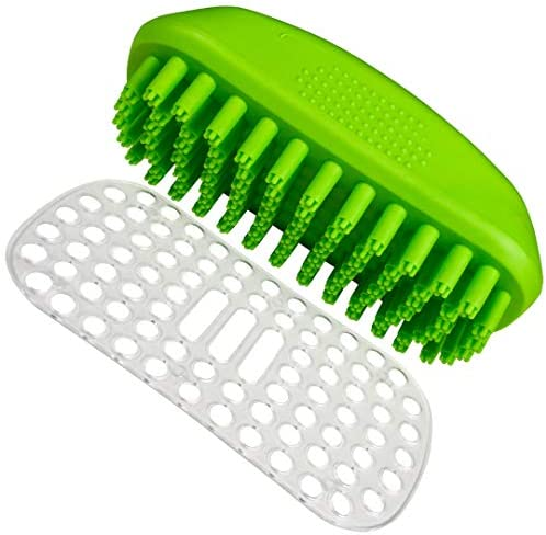 Tank Sherman Shampoo Rubber Brush product image