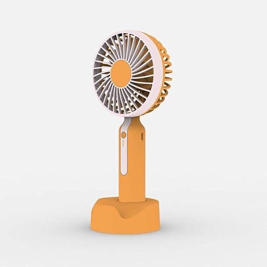 Giow Summer New USB Mini Fan Handheld Fan Portátil Mute Desktop ...