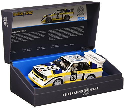 Scalextric C3828A 60th Anniversary Collection - 1980s,