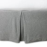 Burt's Bees Baby - Crib Skirt, 100% Organic Crib Skirt for Standard Crib and ...