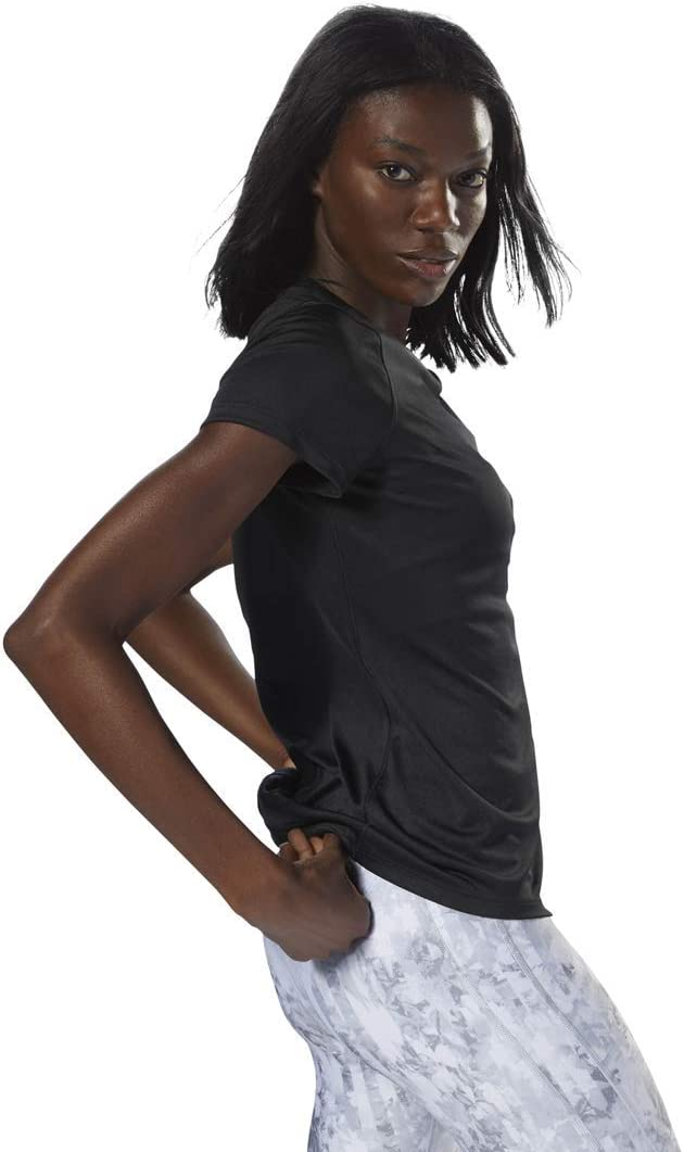 Reebok Womens Running Essentials Speedwick Tee