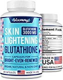 Glutathione Supplement 3000 MG - Made in USA
