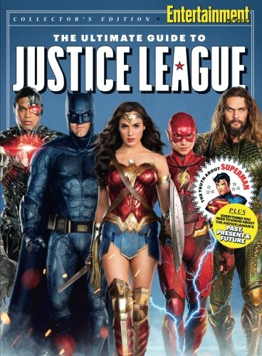 ENTERTAINMENT WEEKLY The Ultimate Guide to Justice League