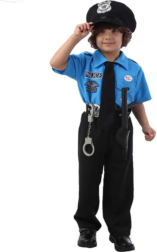 XBSD Disfraces de Fiesta, Disfraz de policía para niños, Esposas ...