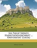 Sir Philip Sidney, Ewald Flgel and Ewald Flügel, 1147238952