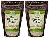 NOW Foods Almond Flour, 2 pk