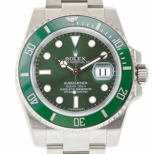 Rolex Submariner swiss-automatic mens Watch 116610 (Certified Pre-owned)