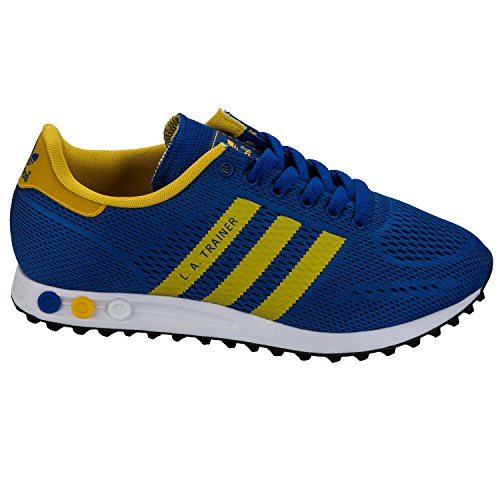 Originele Adidas Mens De Trainer Em Trainers Us4 Blue