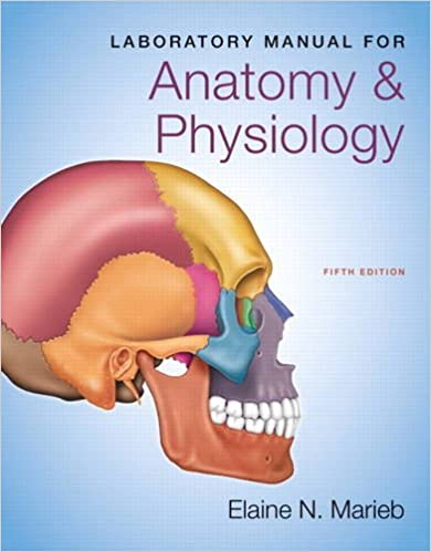 Laboratory Manual For Anatomy Physiology 5th Edition