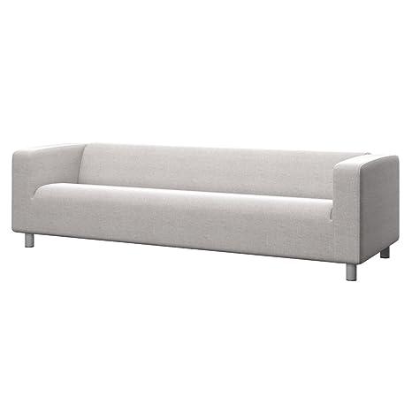 Soferia - IKEA KLIPPAN Funda para sofá de 4 plazas, Classic ...