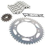 Vortex CKG4144 GFRS Go Fast 520 Street Conversion Chain and Sprocket Kit - Gold