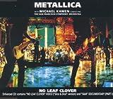 No Leaf Clover [CD 1] by Metallica (2000-03-28)