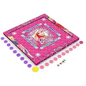Zitto Barbie Kids Carrom Board...