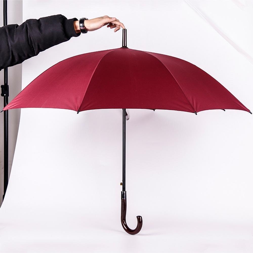 biutefang Umbrellas Apollo傘23インチ自動傘Openストレート傘傘カーブハンドル傘80 x 94 cm パープル 6933322208271  パープル B07B3GGYSL