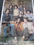 1976 Dargis Welcome Back Kotter John Travolta vintage NOS wall poster PBX2394