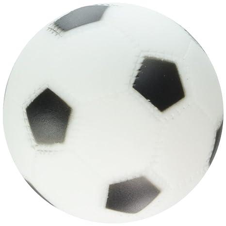 Boss Pet 51341 - Pelota de fútbol con chirriador: Amazon.es ...