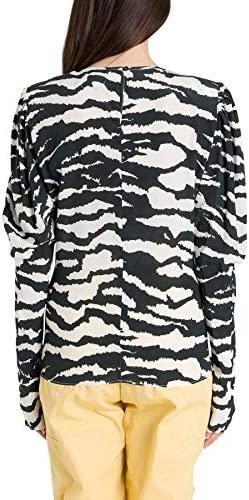 Isabel Marant Luxury Fashion Donna HT168720P020I01BK Multicolor Elastan Blusa   Primavera-Estate 20