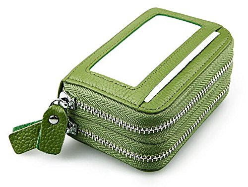 ETIAL Genuine Leather Blocking Dual Zip product image