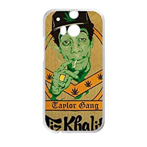 Happy Jiz Khalifa Hot Seller Stylish Hard Case For HTC One M8 by icecream design