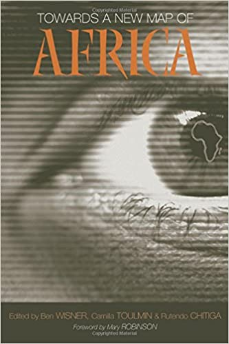 Towards a New Map of Africa: Ben Wisner: 9781844070930: Amazon.com: Books
