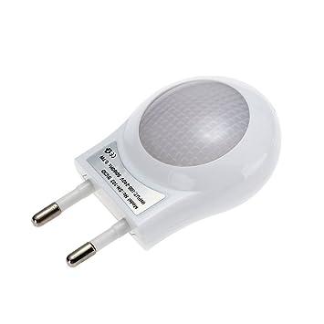 CroLED® 0.7W LED Veilleuse Lampe Ampoule Nuit Blanc Escargot ...