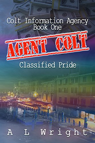 Agent Colt by A.L. Wright ebook deal