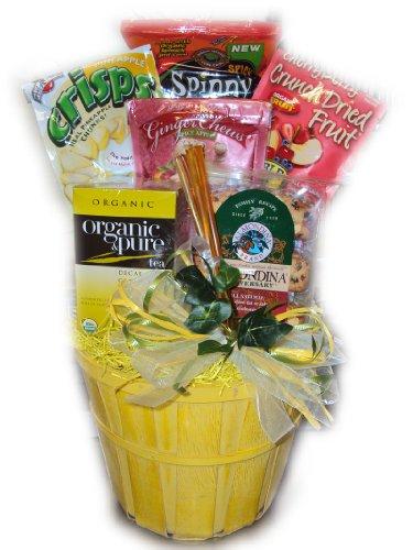 get well fruit basket - 7