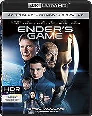 Ender's Game [4K Ultra HD + Blu-ray + Digital