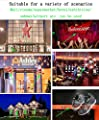 3D Hologram Advertising Display Led Fan,with WiFi Free Video Library, 720P Hi-Resolution - Holographic Projector Fan is Best for Business,Store,Shop,Bar